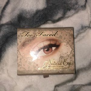 🌼TOO FACED NATURAL EYESHADOW COLLECTION🌼